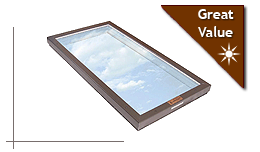Fixed Non-Venting Skylights - Wasco