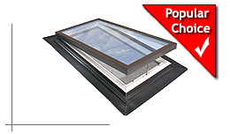 Venting Skylights - Wasco